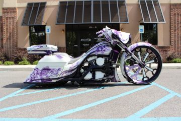 Camtech Custom Bagger Image Custom Paint