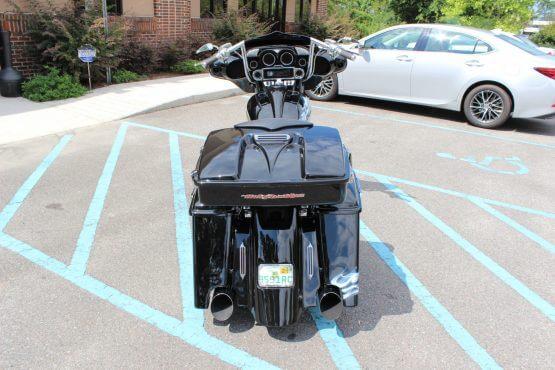 Camtech Custom Baggers Custom Harley