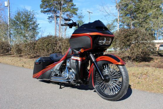 Custom Bike Road Glide 2016