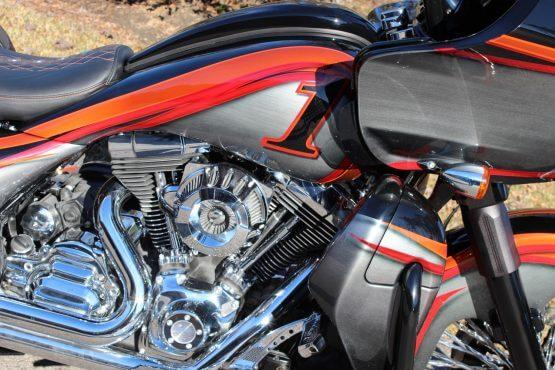 Camtech Custom Baggers 2016 Road Glide