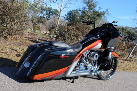 Road Glide Custom Bagger