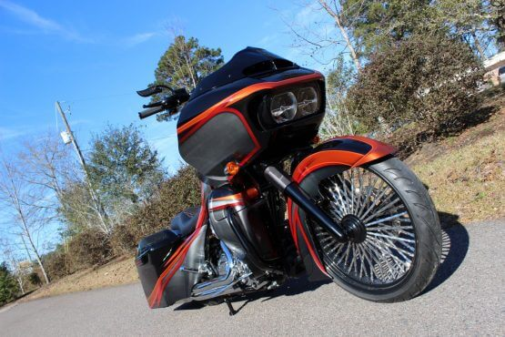 Road Glide Custom Motorcycle 2016