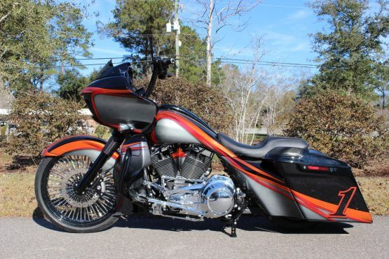 Custom Bagger Road Glide