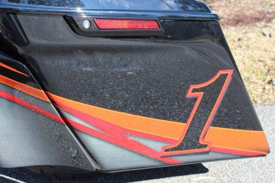 Camtech Custom Baggers Road Glide 2016