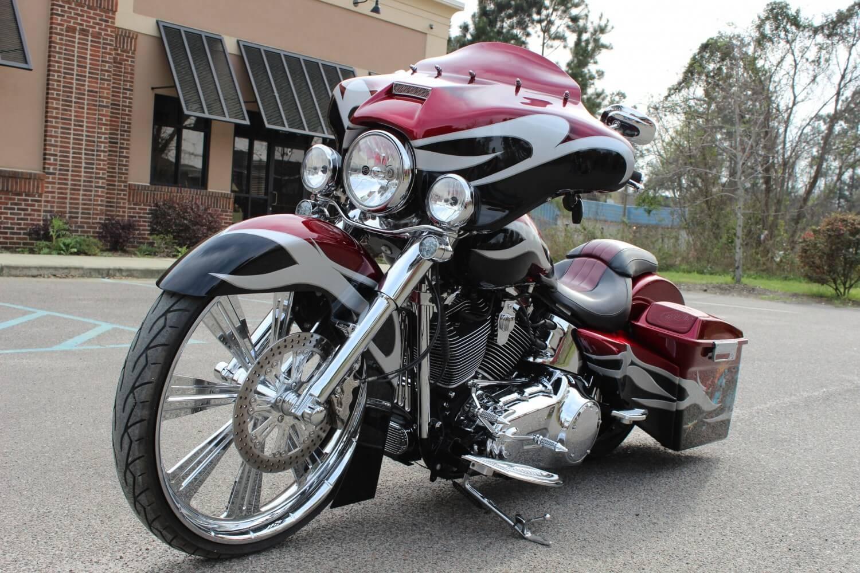 Carolina Bike Camtech Custom Baggers Bike Motorcycle