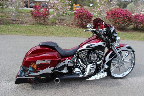 Harley South Carolina Motorcycle