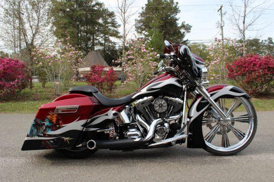 Harley Davidson USC Bike