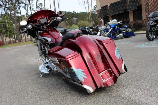 Harley Custom Bagger