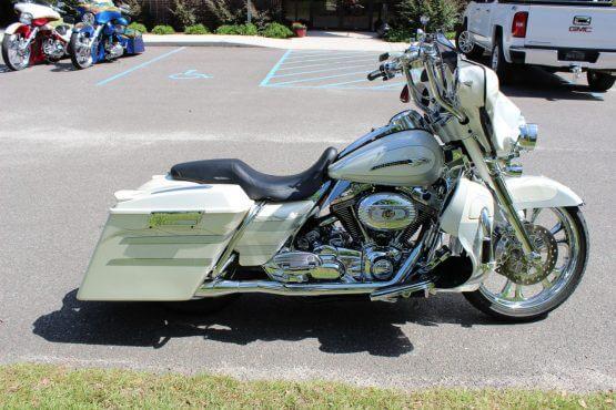 Harley Davidson CVO