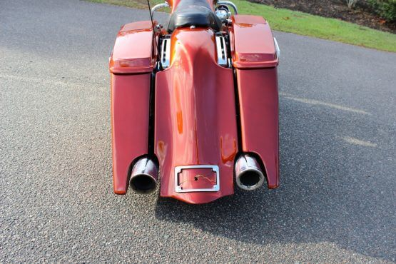 Camtech Custom Baggers Street Glide