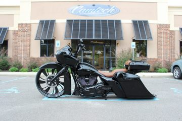 Custom Bagger Shop - Road Glide