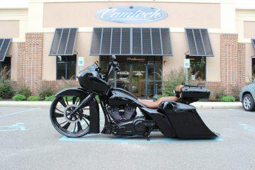 Custom Bagger Shop - Road Glide