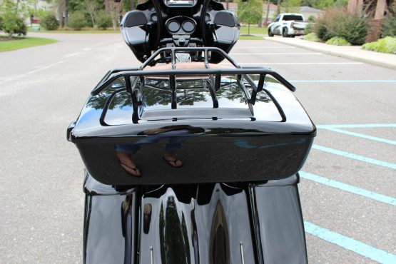 Camtech Baggers Blacked Out Road Glide