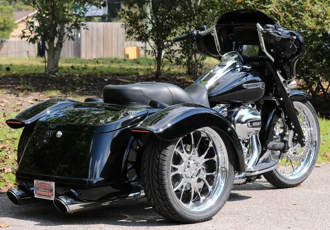 Motor Trike Conversion for Harley-Davidson V-Rod